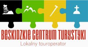 Logo Beskidy male 300x162 - Logo Beskidzkiego Centrum Turystyki Beskidy Travel