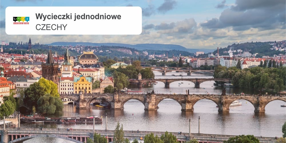 """czechy leszek wycieczki jednodniowe - CZECHY – MORAWY """"Zamek Bouzov i Jaskinia Javoricka"""""""