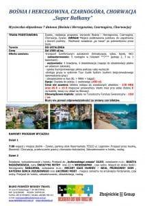 Wycieczka Bośnia i Hercegowina Czarnogóra Chorwacja 7 dni 1 212x300 - BOŚNIA I HERCEGOWINA, CZARNOGÓRA, CHORWACJA
