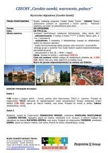 Wycieczka Czechy Czeskie warownie pałace zamki 4 dni 1 212x300 - CZECHY
