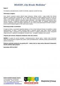 "Wycieczka Hiszpania City Break Mediolan 4 dni doc3 212x300 - HISZPANIA ""City Break: Mediolan"""