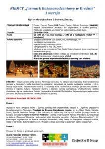"""Wycieczka Jarmark Bożonarodzeniowy Drezno 2 dni doc1 212x300 - NIEMCY """"Jarmark Bożonarodzeniowy w Dreźnie"""""""