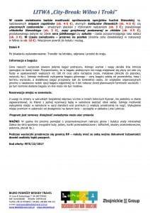 """Wycieczka Litwa City Break Wilno Troki 4 dni doc3 212x300 - LITWA """"City-Break: Wilno i Troki"""""""