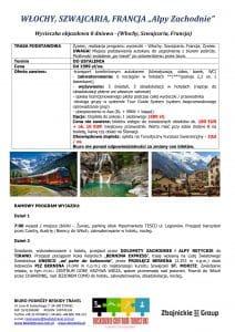 """Wycieczka objazdowa Alpy Włochy Szwajcaria Francja 8 dni 1 212x300 - WŁOCHY, SZWAJCARIA, FRANCJA """"Alpy Zachodnie"""""""