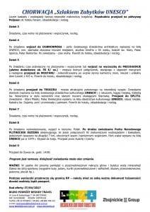 """Wycieczka objazdowa Chorwacja 9 dni doc2 212x300 - CHORWACJA """"Szlakiem Zabytków UNESCO"""""""