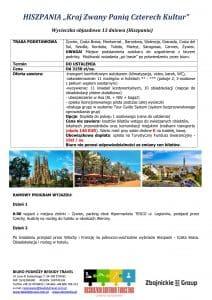 """Wycieczka objazdowa Hiszpania 13 dni doc1 212x300 - HISZPANIA """"Kraj Zwany Panią Czterech Kultur"""
