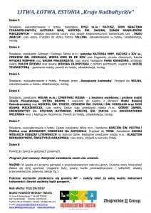 """Wycieczka objazdowa Litwa Łotwa Estonia 8 dni 2 212x300 - LITWA, ŁOTWA, ESTONIA """"Kraje Nadbałtyckie"""""""