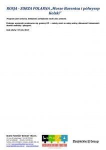 """Wycieczka objazdowa Morze Barentsa półwysep Kolski 7 dni 3 212x300 - ROSJA - ZORZA POLARNA """"Morze Barentsa i półwysep Kolski"""""""