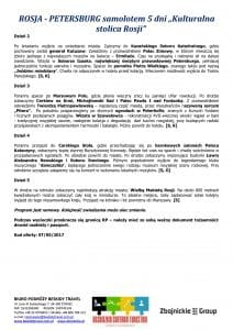 """Wycieczka objazdowa Petersburg samolotem 5 dni 2 212x300 - ROSJA - PETERSBURG samolotem """"Kulturalna stolica Rosji"""""""