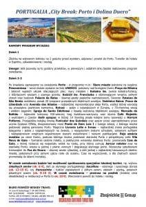 """Wycieczka Portugalia City Break Porto Dolina Duero 5 dni doc2 212x300 - PORTUGALIA """"City Break: Porto i Dolina Duero"""""""