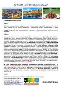 """Wycieczka Szwecja City Break Sztokholm 4 dni doc2 212x300 - SZWECJA """"City Break: Sztokholm"""""""