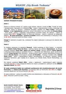 """Wycieczka Włochy City Break Toskania 4 dni doc2 1 212x300 - WŁOCHY """"City Break: Toskania"""""""