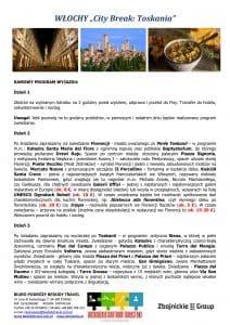 """Wycieczka Włochy City Break Toskania 5 dni doc2 212x300 - WŁOCHY """"City Break: Toskania"""""""