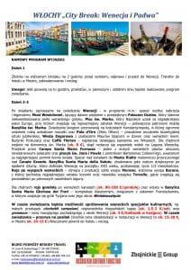 """Wycieczka Włochy City Break Wenecja Padwa 5 dni doc2 212x300 - WŁOCHY """"City Break: Wenecja i Padwa"""""""
