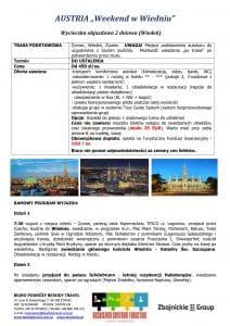 """Wycieczka Weekend Wiedeń 2 dni doc1 212x300 - AUSTRIA """"Weekend w Wiedniu"""""""