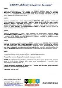"""Wycieczka objazdowa Włochy Dolomity Toskania 7 dni 2 212x300 - WŁOCHY """"Dolomity i Magiczna Toskania"""""""