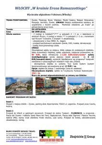 Wycieczka objazdowa Włochy Kraina Ramazzottiego 9 dni doc1 212x300 - WŁOCHY