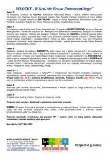 Wycieczka objazdowa Włochy Kraina Ramazzottiego 9 dni doc2 212x300 - WŁOCHY