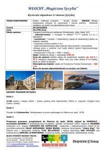 """Wycieczka objazdowa Włochy Sycylia 11 dni 1 212x300 - WŁOCHY """"Magiczna Sycylia"""""""