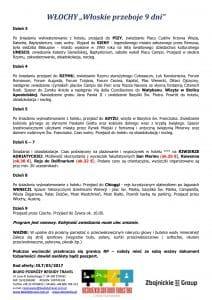 """Wycieczka objazdowa Włochy Włoskie przeboje 9 dni doc2 212x300 - WŁOCHY """"Włoskie przeboje"""""""
