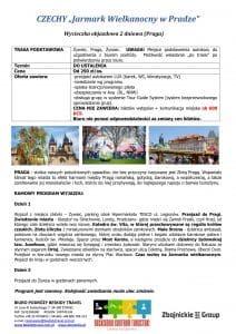 """Wycieczka Jarmark Wielkanocny Praga 2 dni doc1 212x300 - CZECHY """"Jarmark Wielkanocny w Pradze"""""""